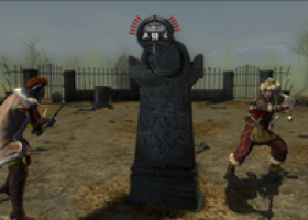 New Screenshots for Deadliest Warrior: Ancient Combat