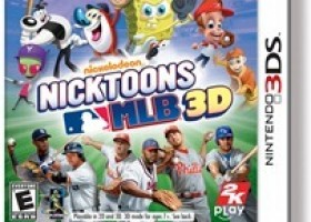 Nicktoons MLB 3D Slides into Home as First Baseball Game on Nintendo 3DS