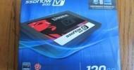 "Kingston SSDNow V+200 120GB SATA III 2.5"" SSD @ TestFreaks"
