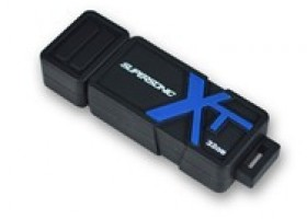 Patriot Memory Introduces Supersonic Boost XT USB 3.0 Drive