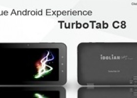 Idolian Confirms TurboTab C8 Upgrades to Android 4.0