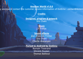 Another World 20th Anniversary Now Available on Android Devices