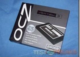 "OCZ VERTEX 3 240GB SATA III 2.5"" SSD Review @ TestFreaks"