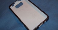 Premium Carbon Fiber Design Rubberized Shield Hard Case Cover for HTC Titan Review