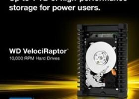 WD VelociRaptor Hard Drive Hits 1 TB