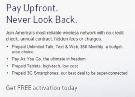 Verizon Wireless Has New Prepaid Plans Coming May 1st
