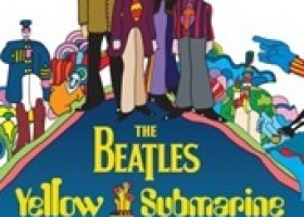 Beatles' Restored Yellow Submarine Released Digitally Worldwide, Exclusively On iTunes