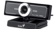 Genius Announces World's First 120° Wide Angle 1080p HD Webcam: The WideCam F100