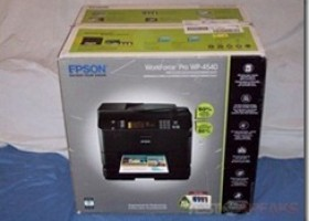 EPSON WorkForce Pro WP-4540 All-in-One Printer Review @ TestFreaks