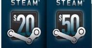 Steam Wallet Comes to GameStop