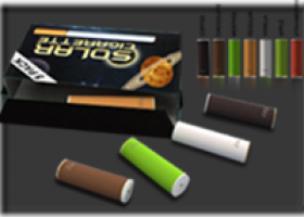 Ginseng Flavored E-Cigs Now Available from Solar Cigarettes