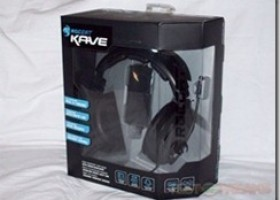 ROCCAT Kave Solid 5.1 Surround Sound Gaming Headset Review @ TestFreaks