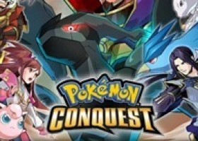 Pokémon Conquest for Nintendo DS Coming June 18th