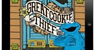 The Great Cookie Thief is the First Official Cookie Monster App for iPhone, iPad & iPod touch
