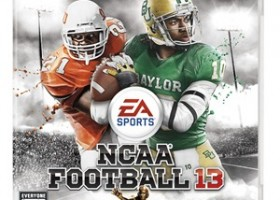 NCAA Football 13 Hits Store Shelves Today