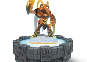 Skylanders Giants New Character is Swarm
