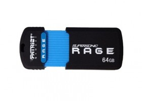 Patriot Launches New Supersonic Rage XT USB 3.0 Drive
