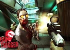Free Android Game: Dead trigger