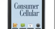 Consumer Cellular Intro Huawei 8800 Android phone