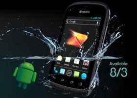 Kyocera Hydro Coming to Boost