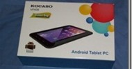 """Mobility Digest Review: Kocaso M760B 1.2GHz 4GB 7"""" Capacitive Touchscreen Tablet"""