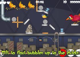 Free iOS App: Bubble Grubble