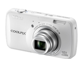 Get Wi-Fi and Android on the New Nikon Coolpix S800c