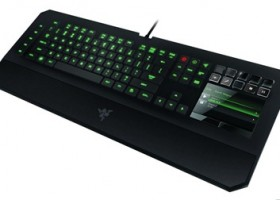 Razer Announces the Deathstalker Keyboard