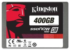 Kingston Intros SSDNow E100 Enterprise SSD