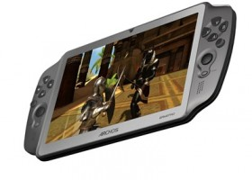 ARCHOS Announces GamePad Gaming Tablet for Android