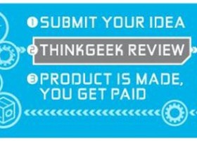 ThinkGeek Launches IdeaFactory
