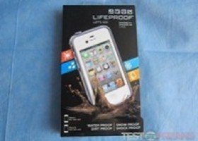 LifeProof iPhone 4/4S Case Review @ TestFreaks