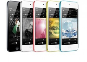 Apple Introduces New iPod touch & iPod nano