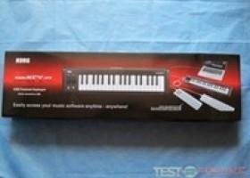 Korg microKEY37 USB MIDI Keyboard Review @ TestFreaks