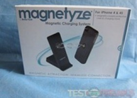 Magnetyze Apple iPhone 4 / 4S Charger Review @ TestFreaks