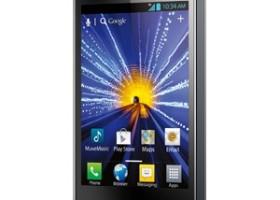 Cricket Announces LG Optimus Regard 4G Phone