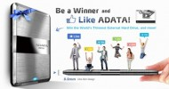 ADATA Facebook Giveaway