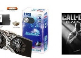 HIS 7950 IceQ X² Boost Clock: The Perfect iPower card for COD: Black Ops II & MOH: Warfighter