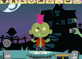 Build-A-Zombie Comes to iOS