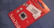 SanDisk 32GB microSDHC Card Review @ TestFreaks