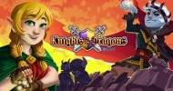 GREE Announces Knights & Dragons: Rise of the Dark Prince for iOS