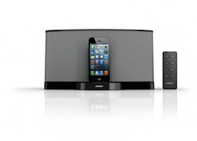 Bose Launches SoundDock Series III Digital Music System