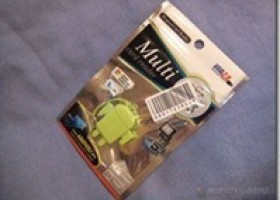 Mobility Digest Review: Cute Android Robot Style USB 2.0 TF Card Reader