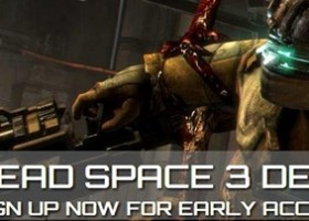 Dead Space 3 Downloadable Demo January 15 on Xbox LIVE Marketplace