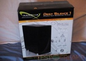 Nanoxia Deep Silence 1 DS1 Mid-Tower Case Review @ TestFreaks
