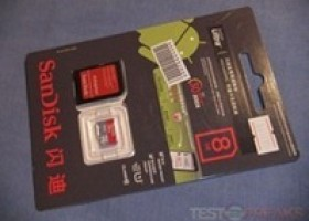 SanDisk Class 10 8gb Ultra microSDHC UHS-I Card Review @ TestFreaks