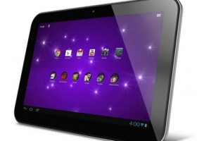 Toshiba Launches New 10-Inch Android Tablet