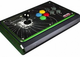 Mad Catz Ships Tekken Tag Tournament 2 Arcade FightStick Tournament Edition for the Wii U, Xbox 360 and PlayStation 3