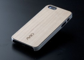 AViiQ Introduces 5 New Thin Series With Real Wood iPhone 5 Cases