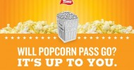 JOLLY TIME Pop Corn Petitions Hasbro To Consider Popcorn MONOPOLY Game Piece